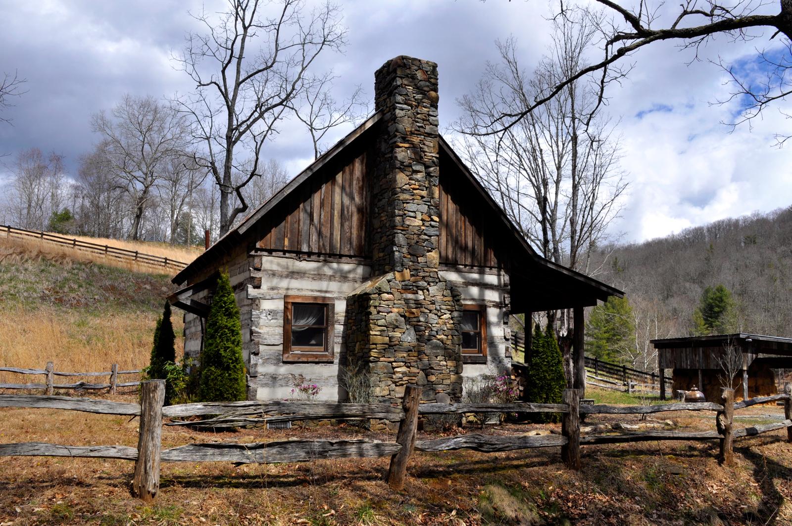 Green Mountain Farm Home