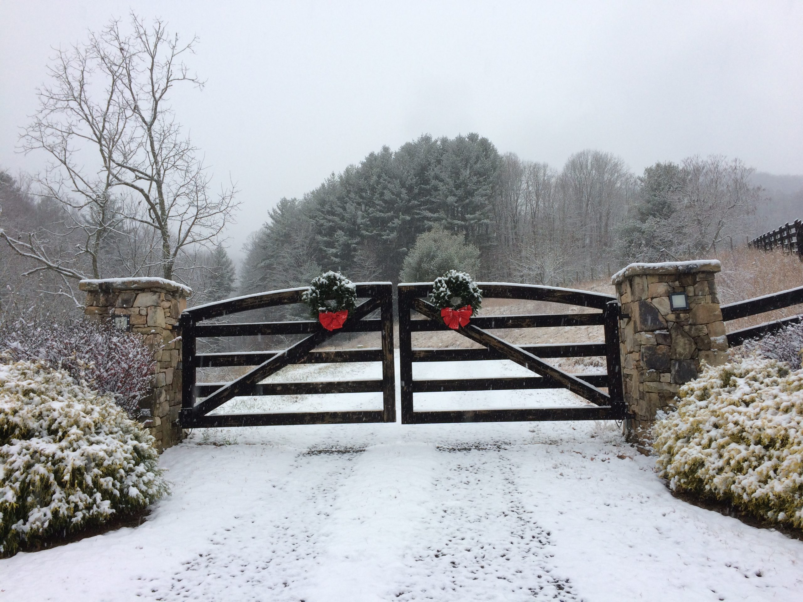 quiet living gated community nc