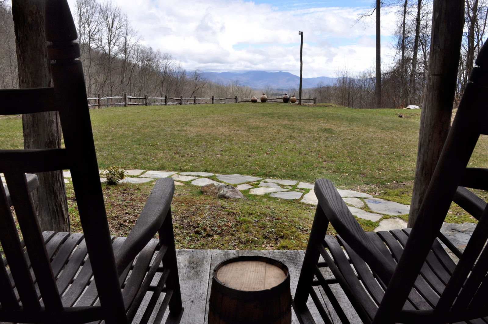 NC mountain home for sale